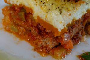 paleo lasagne bake 2