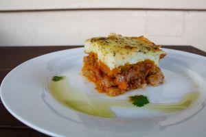 Paleo Lasagne Bake