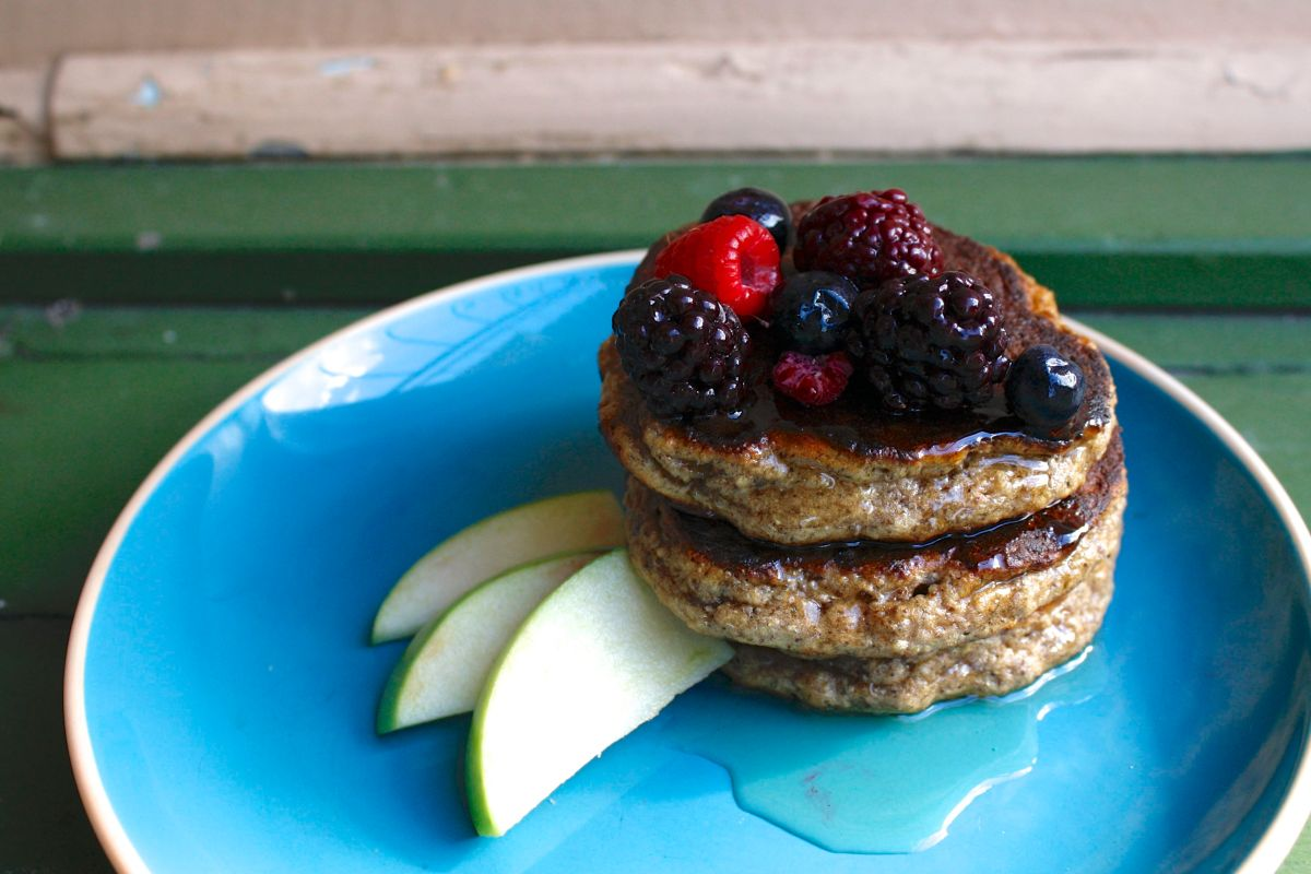 Perfect Paleo Pancakes.