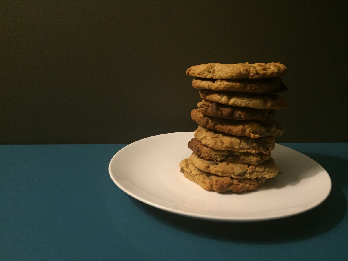 Best Ever Choc Chip Cookies - AND they're gluten free. Win!